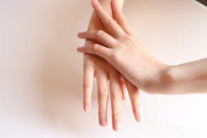 手のスキンケア